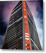 Color The Sky Metal Print by Brian Young