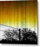 Color The Sky Metal Print