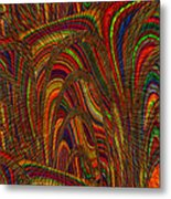 Color World Metal Print