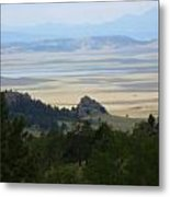 Colorado - Blue Metal Print