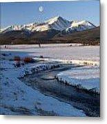Colorado 14er Mt. Elbert Metal Print