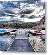 Colorado Boating Metal Print