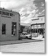 Colorado Boy Metal Print