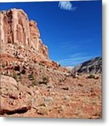 Colorado Escalante Canyon Metal Print