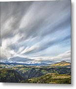 Colorado Garden Metal Print