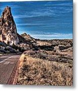Colorado Highway Metal Print