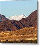 Colorado Mountain High Metal Print