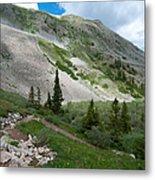 Colorado Mountain Landscape Metal Print