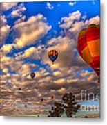 Colorado River Crossing 2012 Metal Print