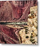 Colorado River. Grand Canyon Metal Print