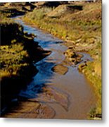 Colorado River View Metal Print