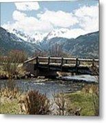 Colorado - Rocky Mountain National Park 03 Metal Print
