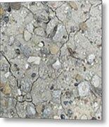 Ground Rocks Metal Print