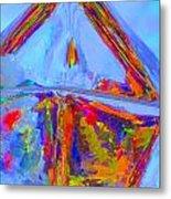 Colorful 1 Metal Print