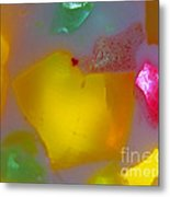 Colorful Abstract 01 Metal Print