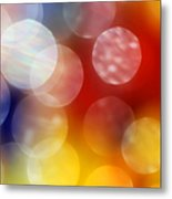 Colorful Abstract 4 Metal Print