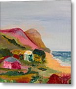 Colorful Cambria  Metal Print