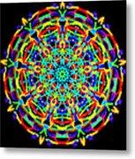 Colorful Kolide  Metal Print