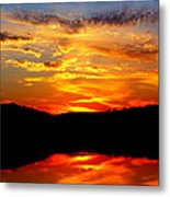 Colorful Nature Metal Print by Jose Lopez