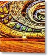Colorful Path Metal Print