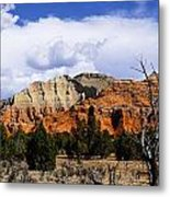 Colorful Southwest Metal Print