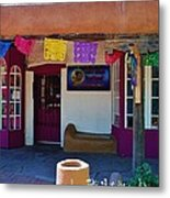 Colorful Store In Albuquerque Metal Print