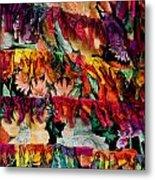 Colors 3 Metal Print
