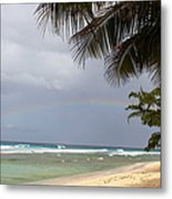 Colors After The Rain Metal Print