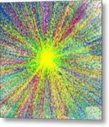 Colors In The Sky Metal Print