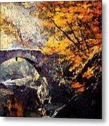 Colors Of Autumn Metal Print by Gun Legler