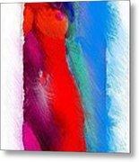 Colors Of Erotic 2 Metal Print