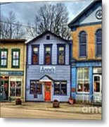 Colors Of Metamora 2 Metal Print