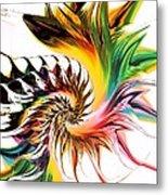 Colors Of Passion Metal Print