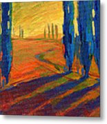 Colors Of Summer 2 Metal Print