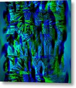 Colors Of The Night Metal Print