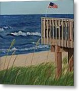 Colors On The Breeze Metal Print