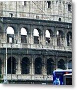 Colosseum Two Metal Print