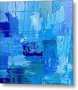 Colour Blue 2 Metal Print