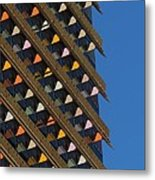 Colours In The Sky Metal Print