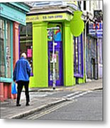 Colours Of Brighton Metal Print