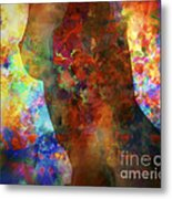 Colours Of Eve Metal Print