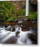 Columbia Gorge Richness Metal Print