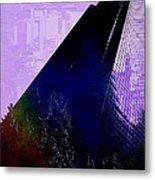 Columbia Tower Cubed 4 Metal Print