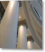 Column Majesty Metal Print