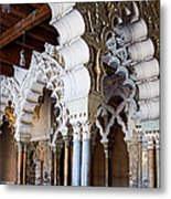 Columns And Arches No2 Metal Print