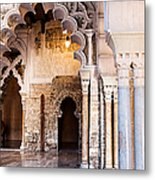 Columns And Arches No3 Metal Print