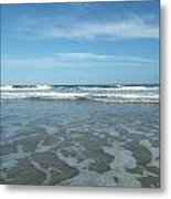 Come On Jump In Metal Print