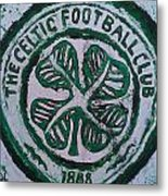 Come On The Hoops Metal Print