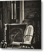 Come Sit A Spell Metal Print