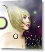 Coming Of Spring - Equinoxes Metal Print